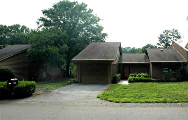 308 Downs Boulevard, Clemson, SC 29631 (MLS #20218953) :: Les Walden Real Estate
