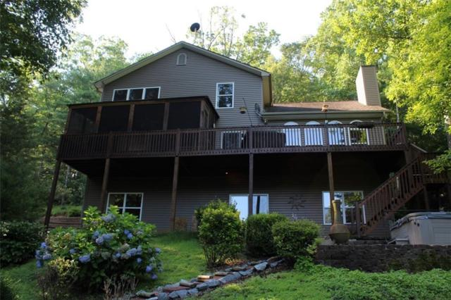 209 Falcon Crest Way Way, Pickens, SC 29671 (#20218956) :: Connie Rice and Partners