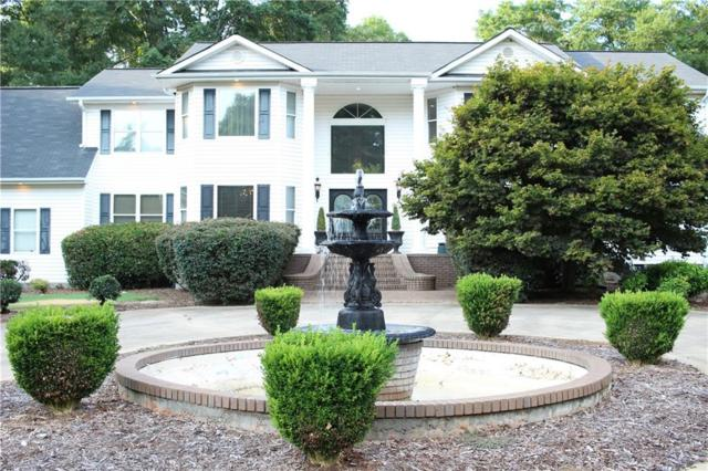 133 Murphy Road, Pendleton, SC 29670 (#20219003) :: Connie Rice and Partners
