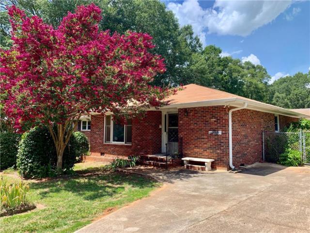 108 Julia Circle, Anderson, SC 29625 (MLS #20219034) :: Les Walden Real Estate