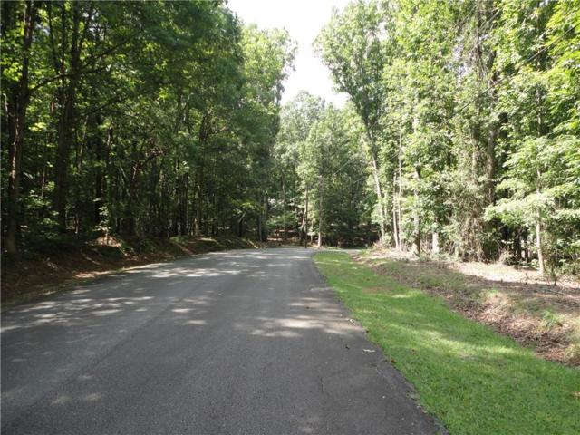 Lot 7 Circle Drive, Townville, SC 29689 (#20219050) :: Connie Rice and Partners