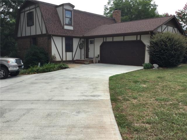 111 Bowen Road, Anderson, SC 29621 (MLS #20219068) :: Les Walden Real Estate