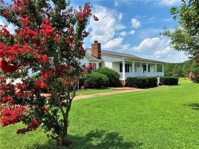 292 Searcy Road, Central, SC 29630 (MLS #20219134) :: Tri-County Properties