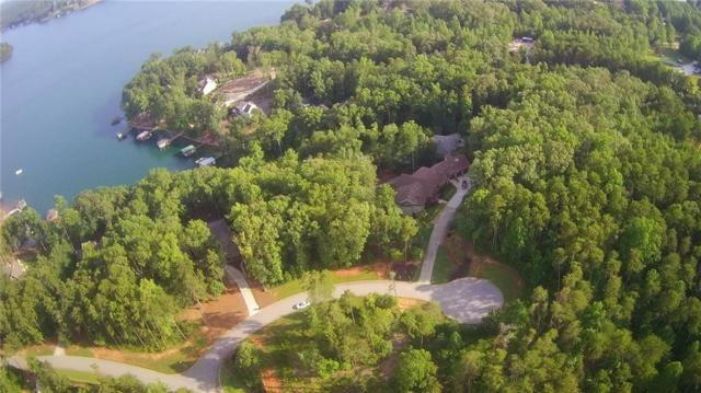 Lot 6 Harbor Oaks, Seneca, SC 29672 (MLS #20219139) :: Allen Tate Realtors