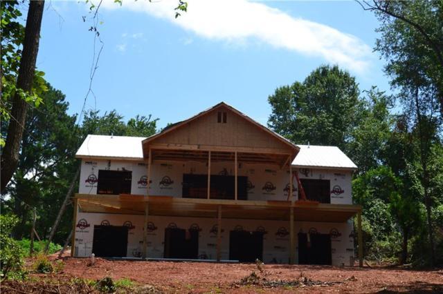 132 Cherokee Lane, Lavonia, GA 30553 (MLS #20219142) :: Les Walden Real Estate