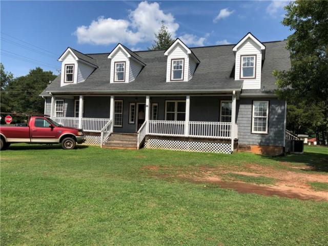 830 Overbrook Drive, Seneca, SC 29678 (MLS #20219184) :: Tri-County Properties