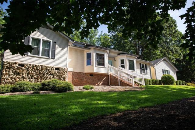 101 Kiawah Court, Clemson, SC 29631 (MLS #20219203) :: Les Walden Real Estate