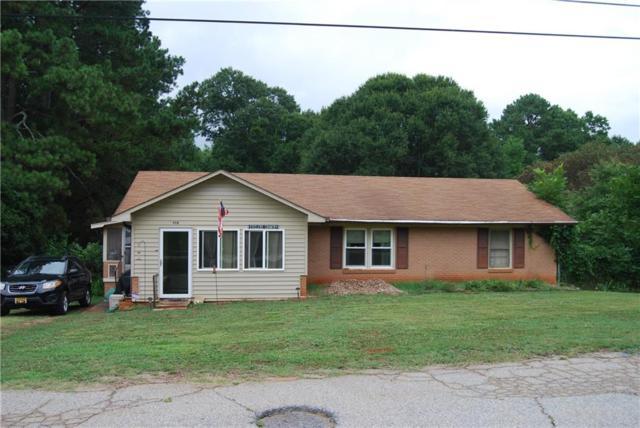908 Bowden Road, Anderson, SC 29626 (MLS #20219207) :: Les Walden Real Estate