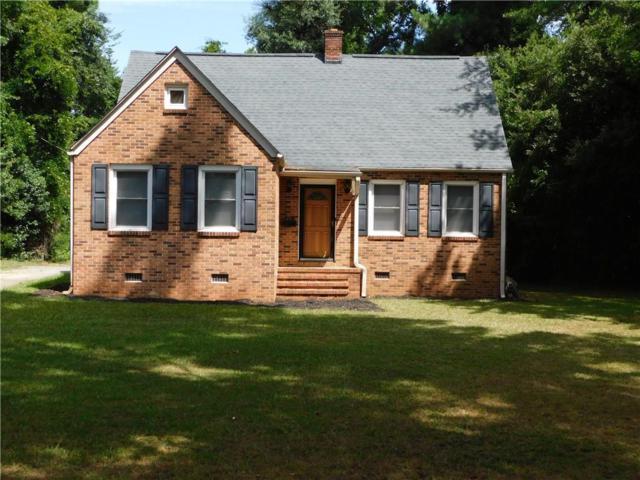 105 Pine Lane, Anderson, SC 29621 (MLS #20219208) :: Les Walden Real Estate