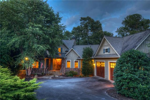 138 Blossom Hill Trail, Sunset, SC 29685 (MLS #20219209) :: The Powell Group