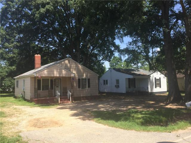 2918 Plainview Road, Anderson, SC 29624 (MLS #20219215) :: Les Walden Real Estate