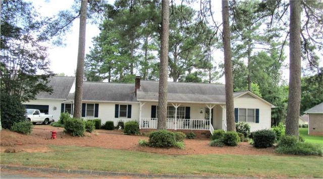 300 Tiffany Drive, Anderson, SC 29625 (MLS #20219220) :: Les Walden Real Estate