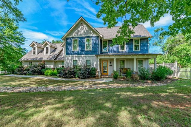 607 Issaqueena Trail, Central, SC 29630 (MLS #20219230) :: Tri-County Properties