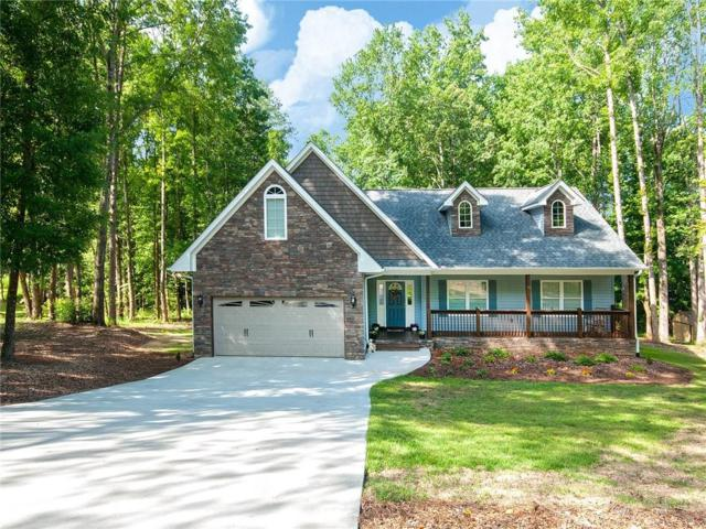 110 Gilstrap Drive, Liberty, SC 29657 (MLS #20219239) :: Tri-County Properties