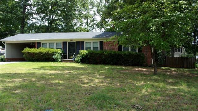 209 Sylvia Road, Easley, SC 29642 (MLS #20219246) :: Tri-County Properties