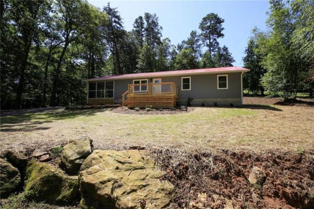 130 Skeeter Creek Drive, Westminster, SC 29693 (MLS #20219254) :: Tri-County Properties