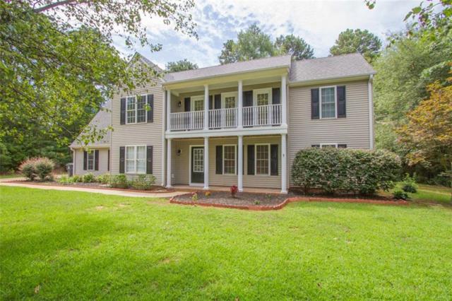 1001 Shadow Lane, Anderson, SC 29625 (MLS #20219264) :: Les Walden Real Estate