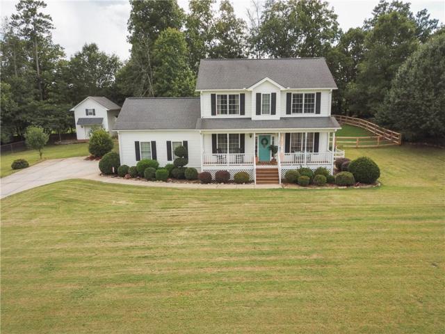 203 Star View Drive, Seneca, SC 29672 (MLS #20219284) :: Les Walden Real Estate