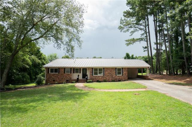 750 Berkeley Drive, Clemson, SC 29631 (MLS #20219285) :: Tri-County Properties