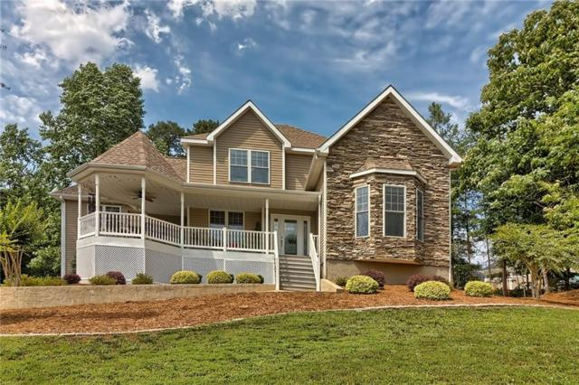 606 Lighthouse Court, Seneca, SC 29672 (MLS #20219315) :: Tri-County Properties