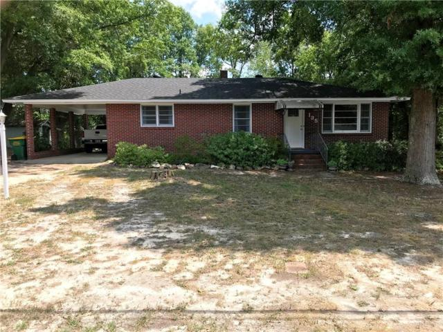 135 Ellison Street, Belton, SC 29627 (MLS #20219319) :: Les Walden Real Estate