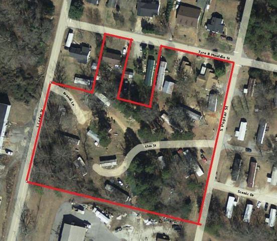 100-124 Brandi Lane, Walhalla, SC 29691 (MLS #20219324) :: Les Walden Real Estate