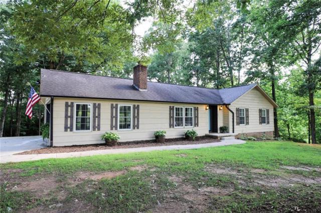 105 Country Acres Road, Walhalla, SC 29691 (MLS #20219330) :: Les Walden Real Estate