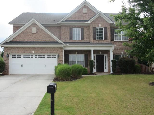6 Fawn Hill Drive, Anderson, SC 29621 (MLS #20219342) :: Tri-County Properties