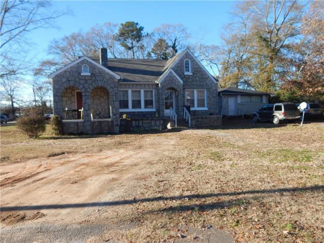 3512 S Main Street, Anderson, SC 29624 (MLS #20219387) :: Tri-County Properties