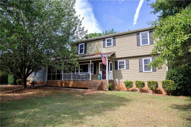 107 Oxford Drive, Anderson, SC 29625 (#20219389) :: Connie Rice and Partners