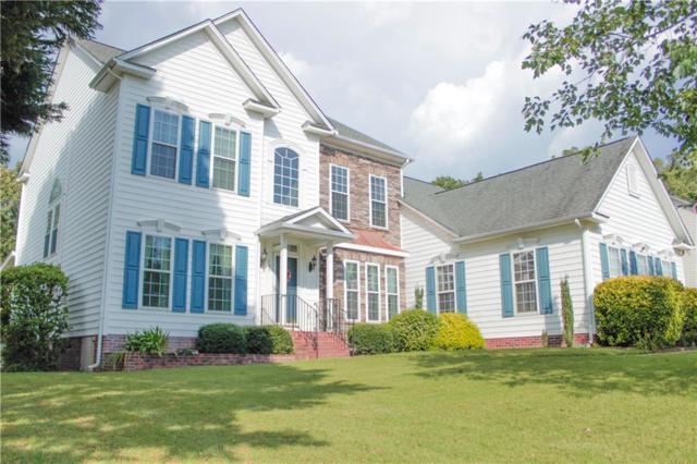 105 Sassafras Drive Drive, Easley, SC 29642 (MLS #20219403) :: Les Walden Real Estate