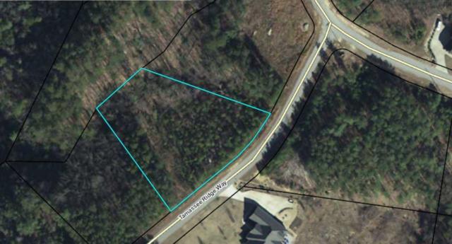 00 Tamassee Ridge Way, Salem, SC 29676 (MLS #20219495) :: Les Walden Real Estate