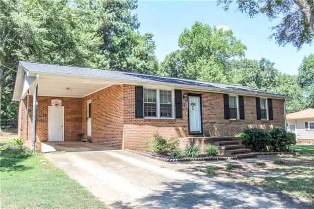 210 Mulberry Avenue, Anderson, SC 29625 (MLS #20219497) :: Les Walden Real Estate