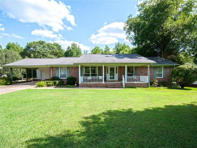 520 Emily Lane, Piedmont, SC 29673 (MLS #20219509) :: Tri-County Properties