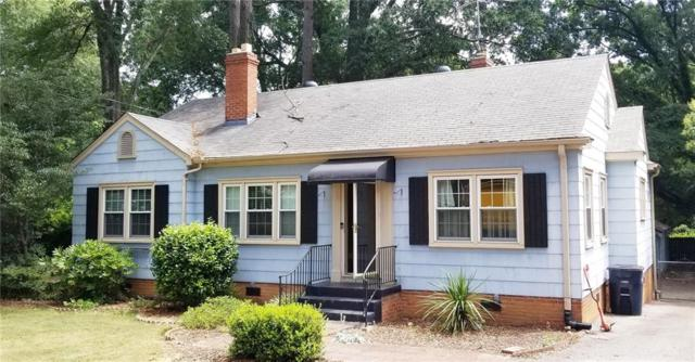 2410 Edgewood Avenue, Anderson, SC 29625 (MLS #20219518) :: Les Walden Real Estate