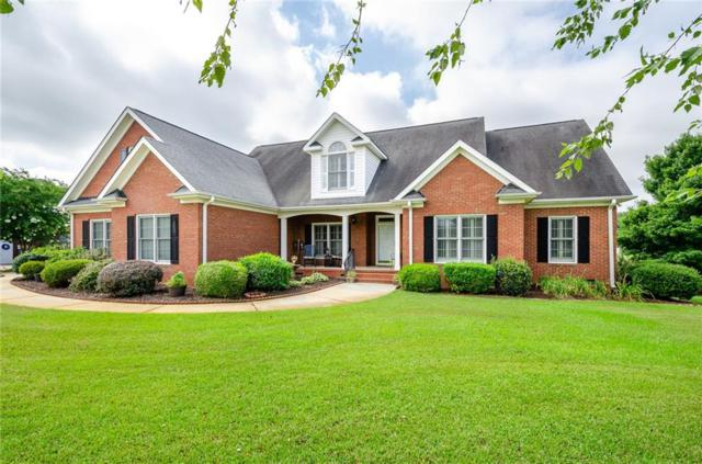 208 Dandelion Trail, Anderson, SC 29621 (#20219527) :: Connie Rice and Partners