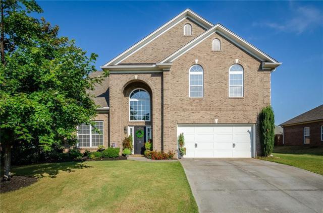 133 Easy Gap Road, Anderson, SC 29621 (MLS #20219602) :: Les Walden Real Estate