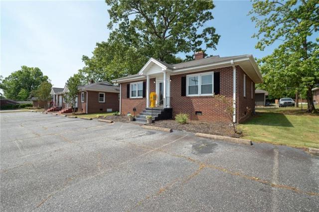 1203 N Fant Street, Anderson, SC 29621 (MLS #20219620) :: Tri-County Properties