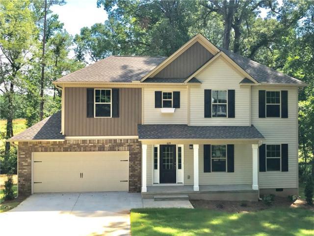 624 Brock Street, Central, SC 29630 (MLS #20219670) :: Les Walden Real Estate