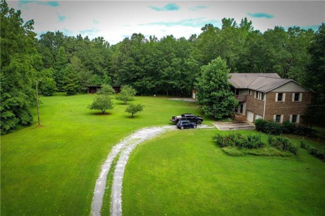6417 Old Greenville Highway, Liberty, SC 29657 (MLS #20219672) :: Tri-County Properties at KW Lake Region