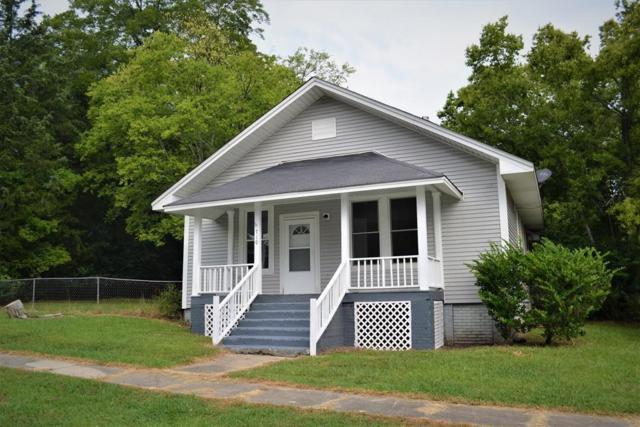 710 Brooks Street, Abbeville, SC 29620 (MLS #20219715) :: The Powell Group