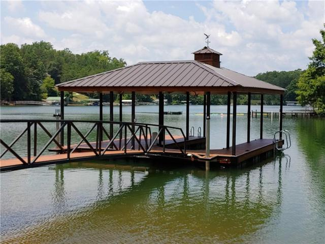 700 Bay Harbor Lane, Seneca, SC 29672 (MLS #20219750) :: Tri-County Properties at KW Lake Region