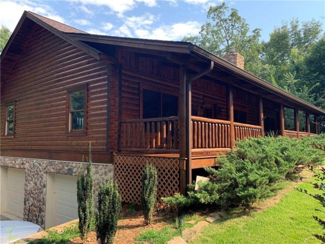 121 Wandering Way, Pickens, SC 29671 (MLS #20219779) :: Les Walden Real Estate