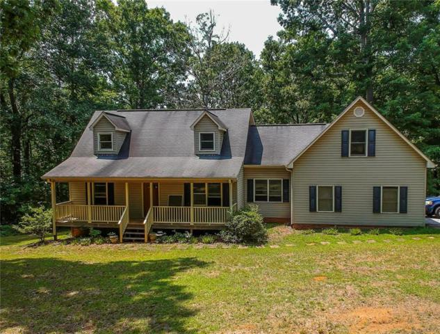 150 Friendship Valley Road, Seneca, SC 29678 (#20219786) :: Connie Rice and Partners