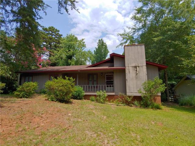 106 N Smith Street, Six Mile, SC 29682 (MLS #20219789) :: Les Walden Real Estate
