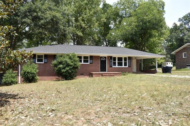 507 Fairmont Road, Anderson, SC 29621 (MLS #20219796) :: Les Walden Real Estate