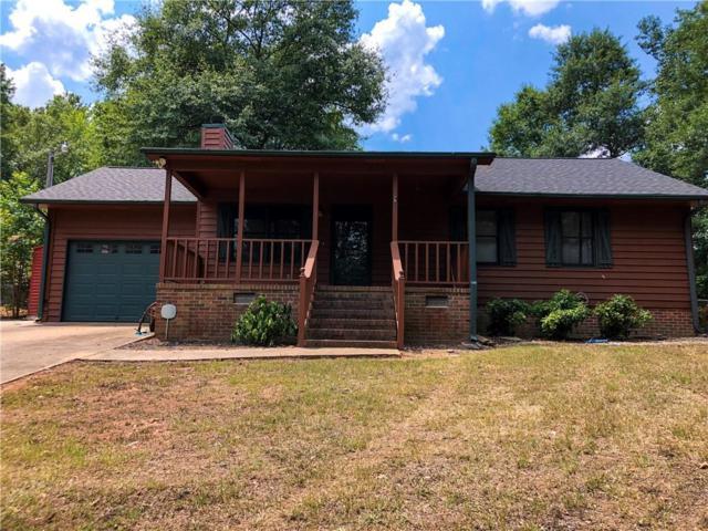 100 Cresta Verde Road, Anderson, SC 29621 (MLS #20219813) :: Les Walden Real Estate