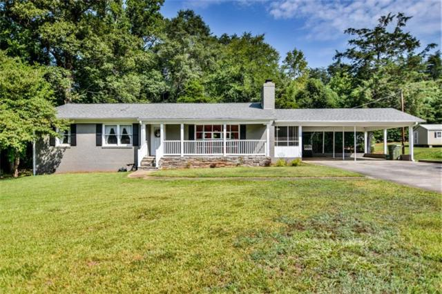 915 Brock Street, Central, SC 29630 (MLS #20219849) :: The Powell Group