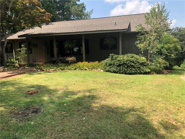 1202 Clearwater Shores Road, Fair Play, SC 29643 (MLS #20219920) :: Les Walden Real Estate