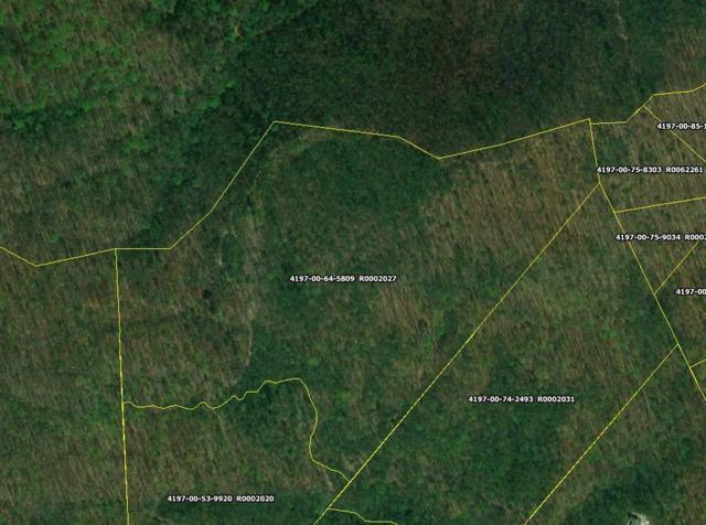 00 Weaver Creek Trail, Pickens, SC 29671 (MLS #20219921) :: Tri-County Properties at KW Lake Region